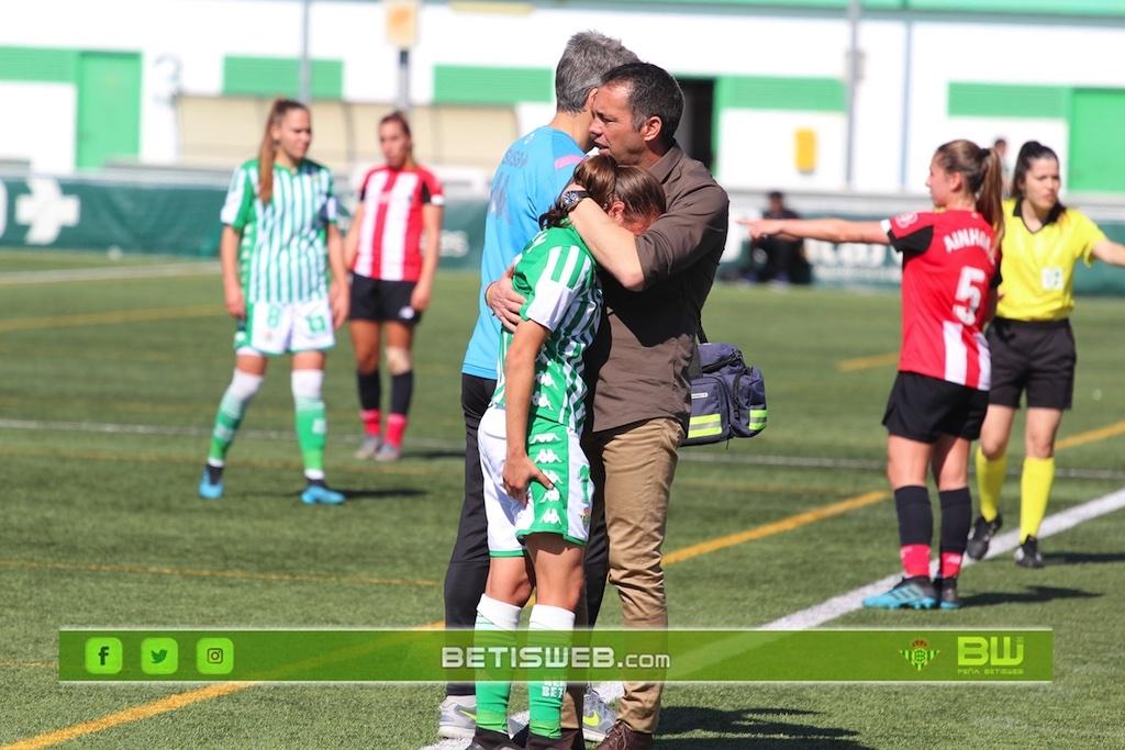 J21 - Betis Fem - Athletic 168