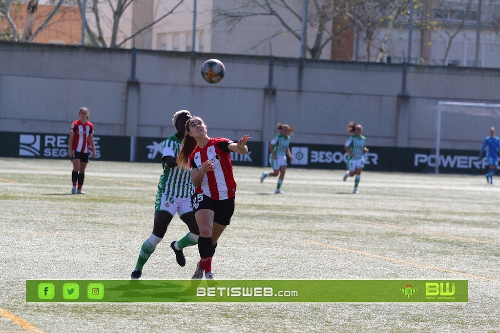 J21 - Betis Fem - Athletic 233