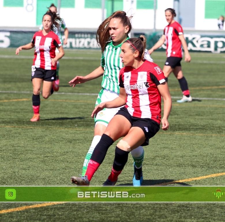 J21 - Betis Fem - Athletic 46
