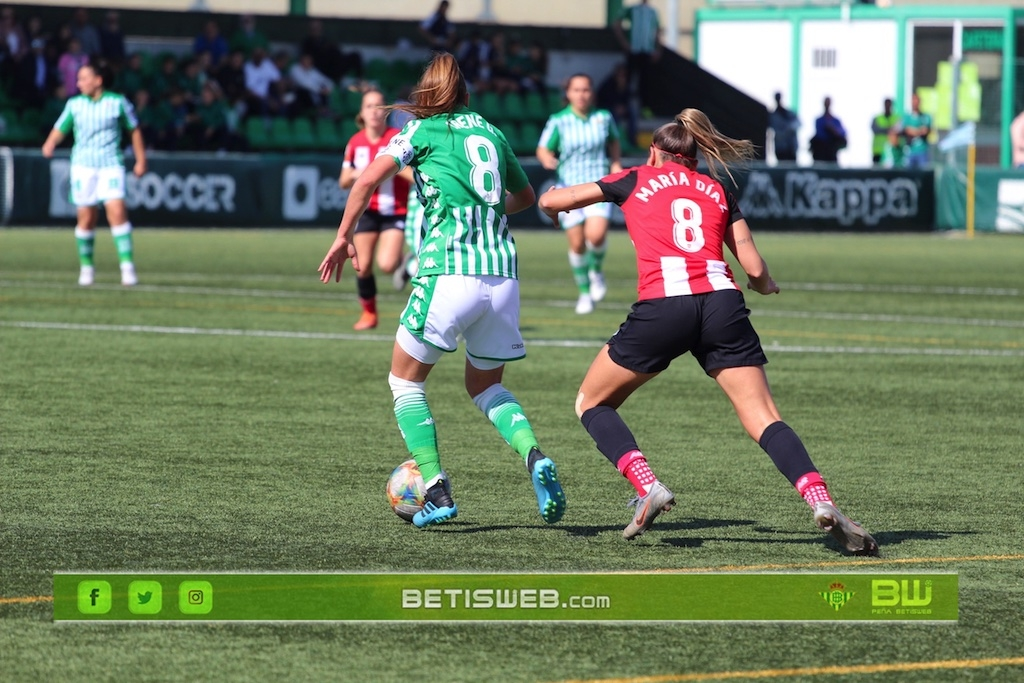 J21 - Betis Fem - Athletic 57