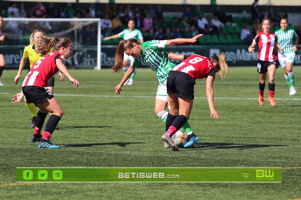 J21 - Betis Fem - Athletic 59