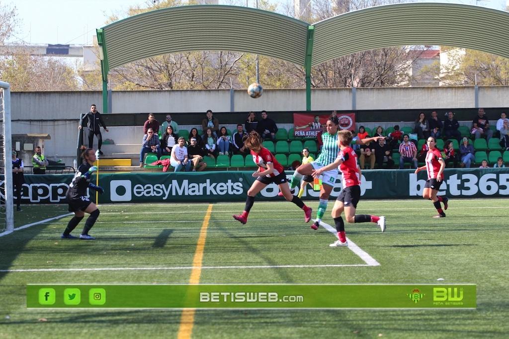J21 - Betis Fem - Athletic 85