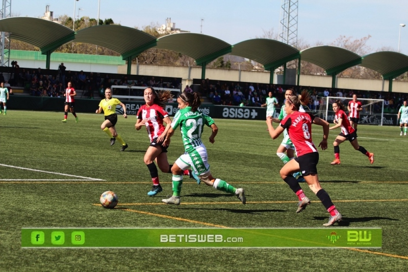 J21 - Betis Fem - Athletic 107