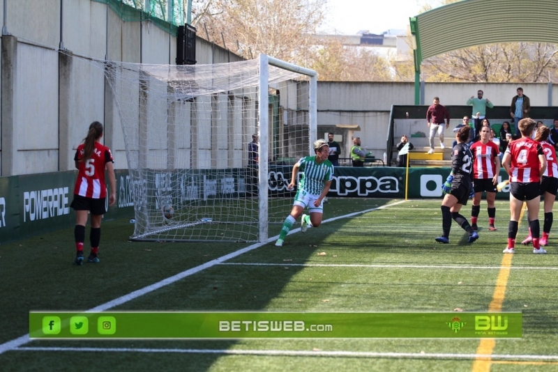 J21 - Betis Fem - Athletic 112