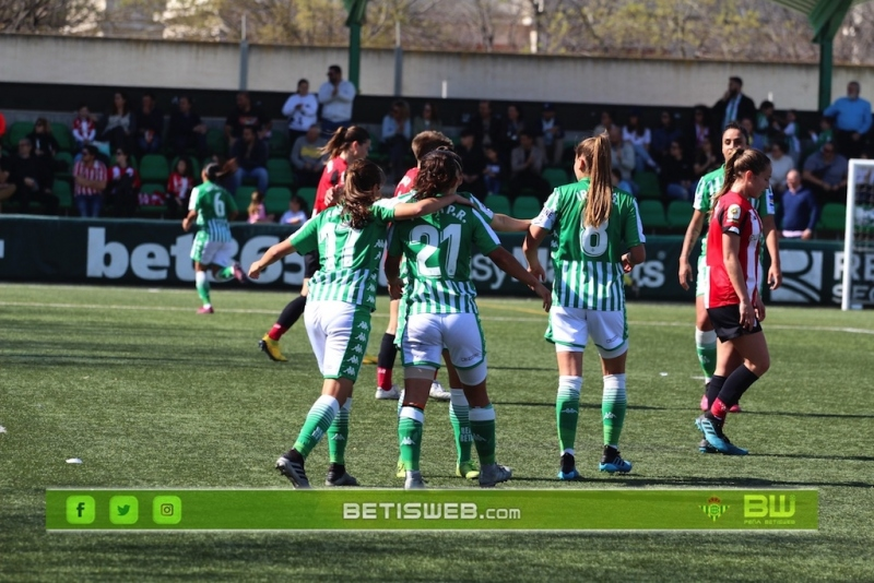 J21 - Betis Fem - Athletic 121