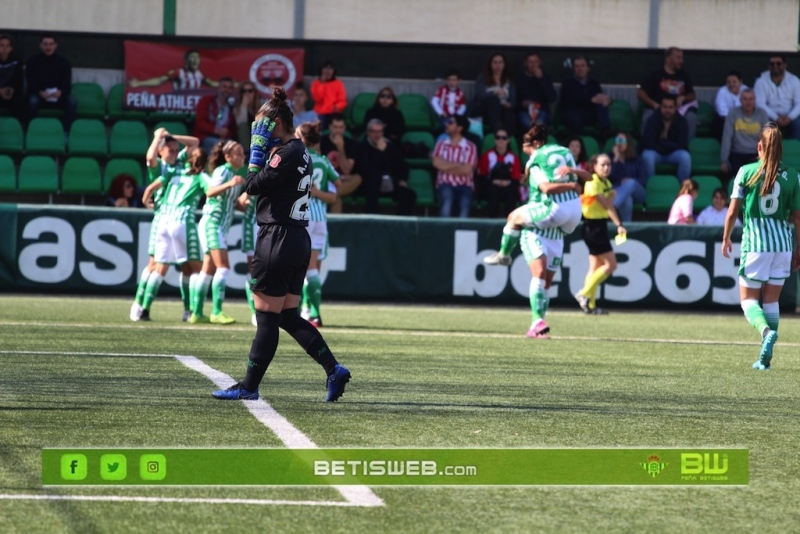 J21 - Betis Fem - Athletic 133