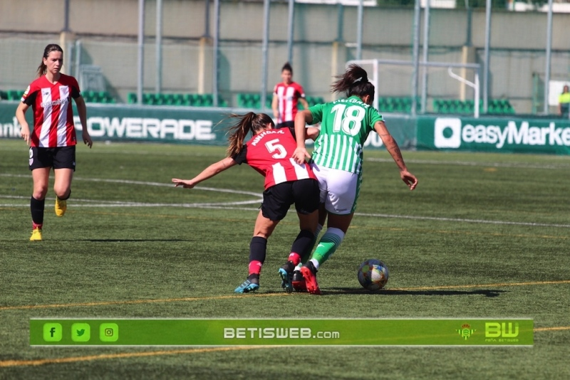 J21 - Betis Fem - Athletic 175