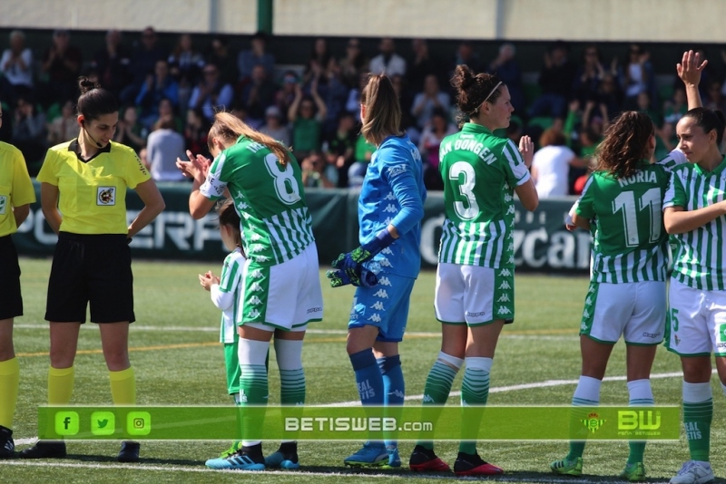 J21 - Betis Fem - Athletic 18