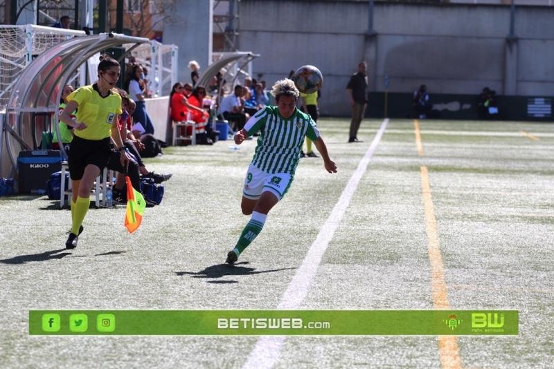 J21 - Betis Fem - Athletic 184