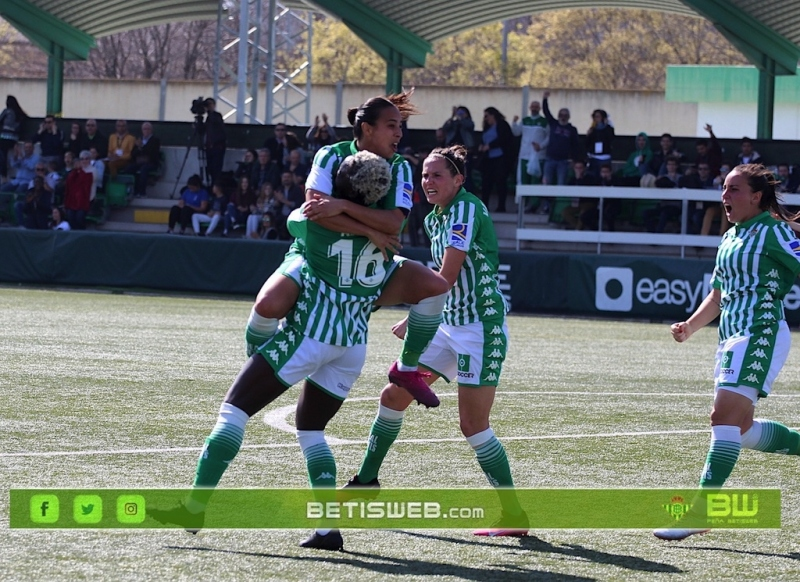 J21 - Betis Fem - Athletic 216