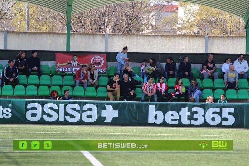 J21 - Betis Fem - Athletic 52