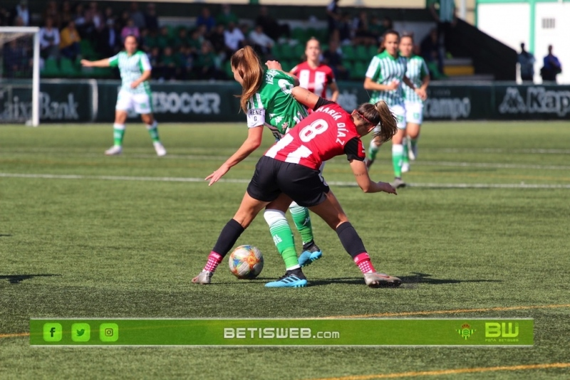 J21 - Betis Fem - Athletic 58