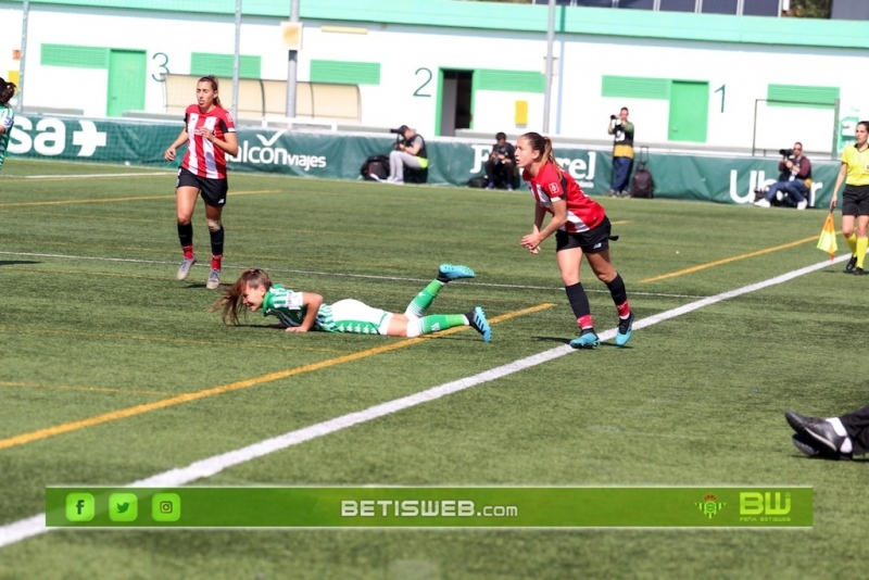J21 - Betis Fem - Athletic 63