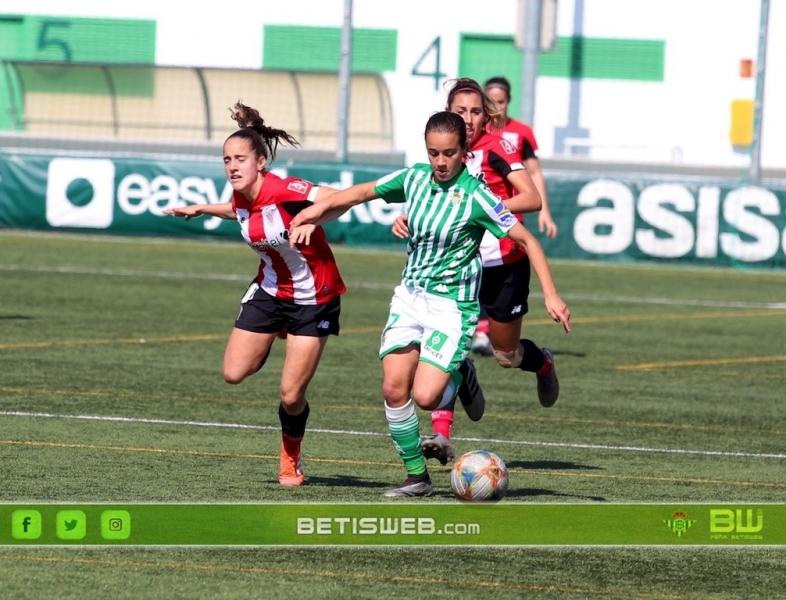 J21 - Betis Fem - Athletic 95