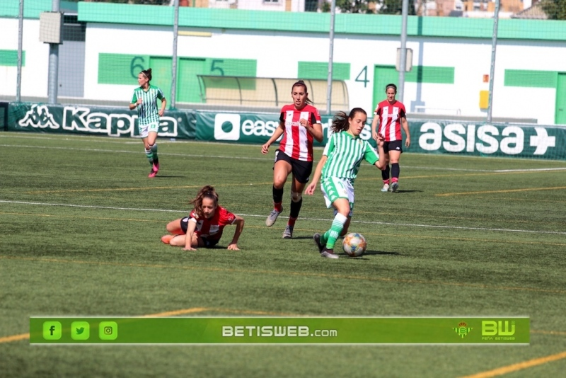 J21 - Betis Fem - Athletic 96