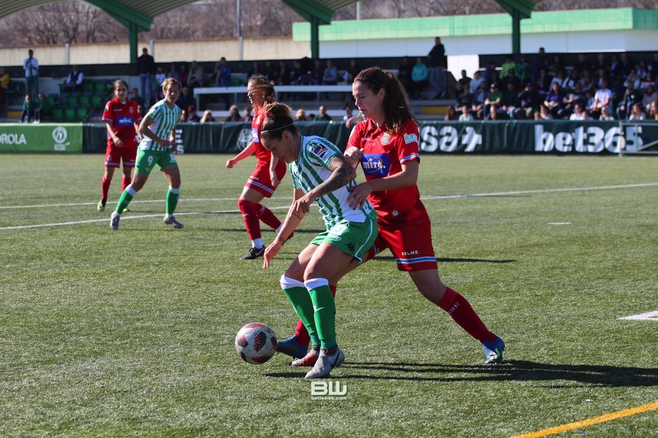 J18 Betis Fem - Espanyol 101