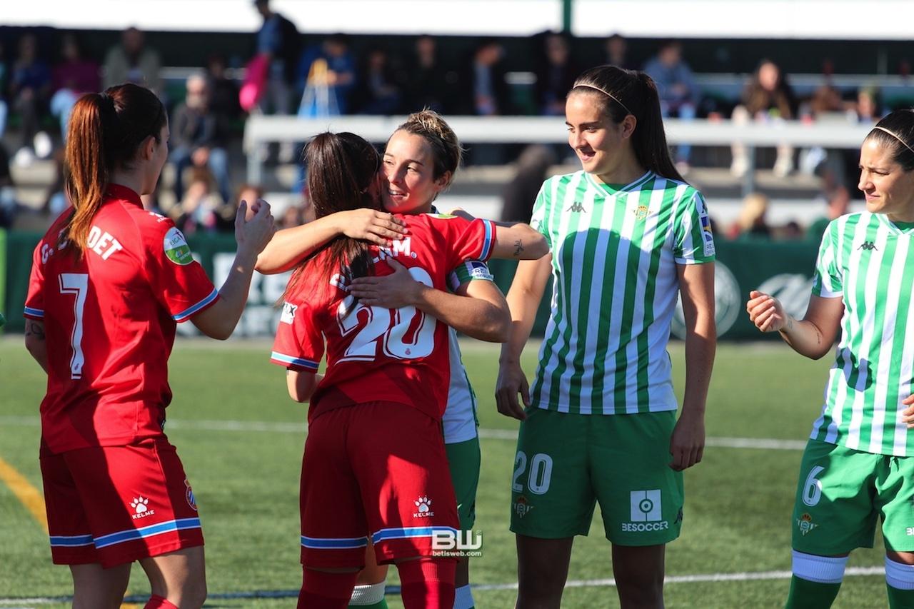 J18 Betis Fem - Espanyol 17