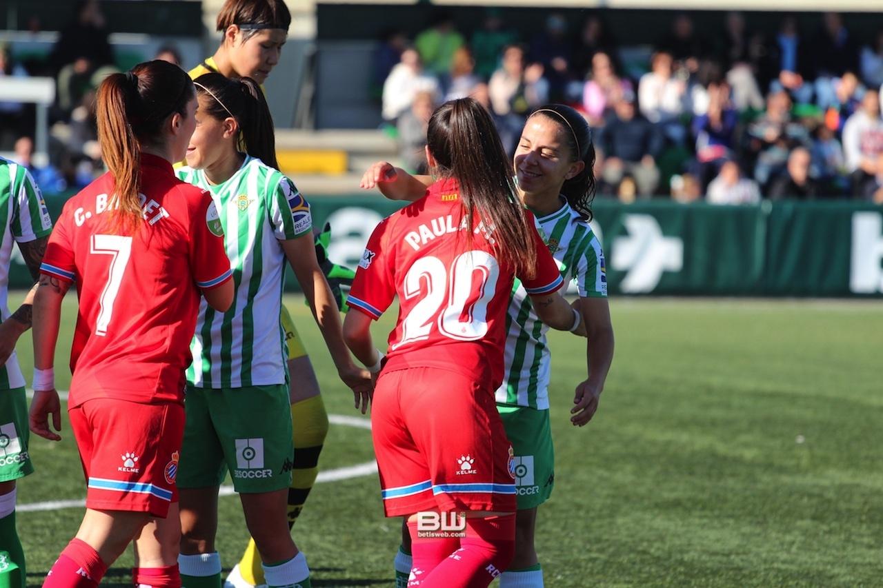 J18 Betis Fem - Espanyol 19