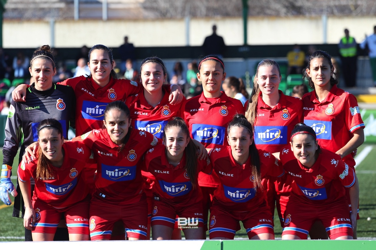 J18 Betis Fem - Espanyol 30