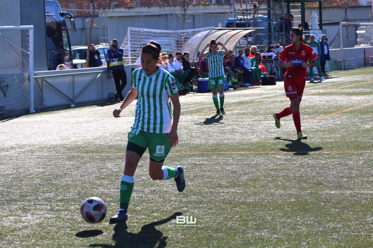 J18 Betis Fem - Espanyol 45