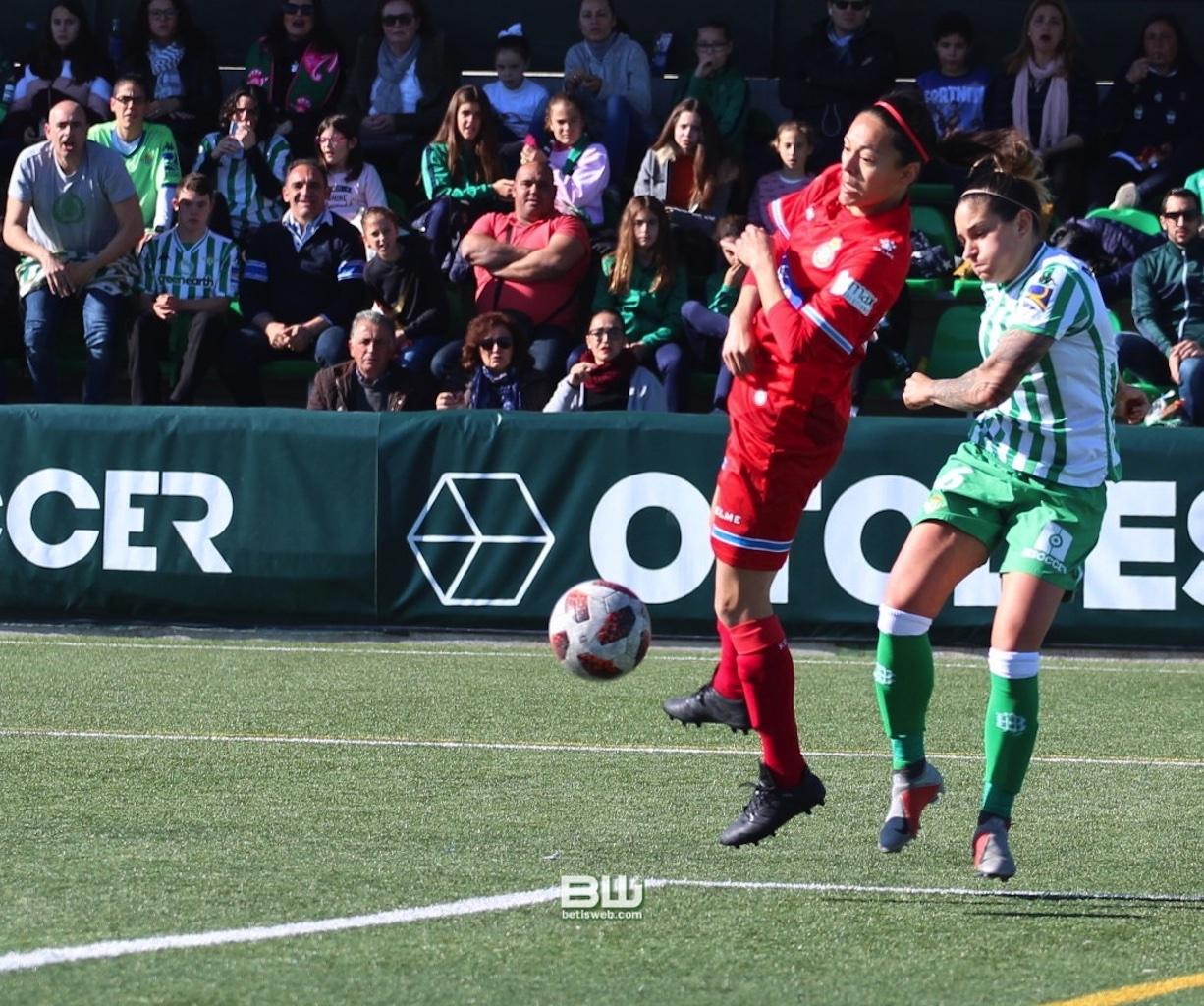 J18 Betis Fem - Espanyol 52