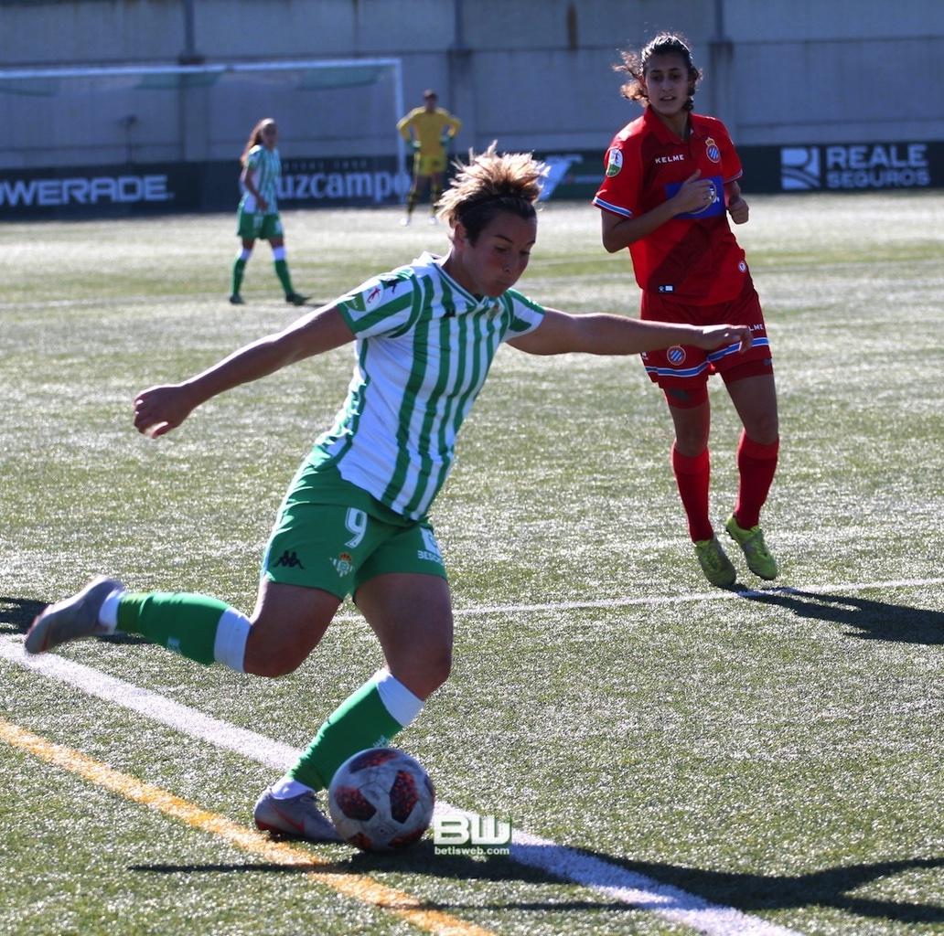 J18 Betis Fem - Espanyol 99