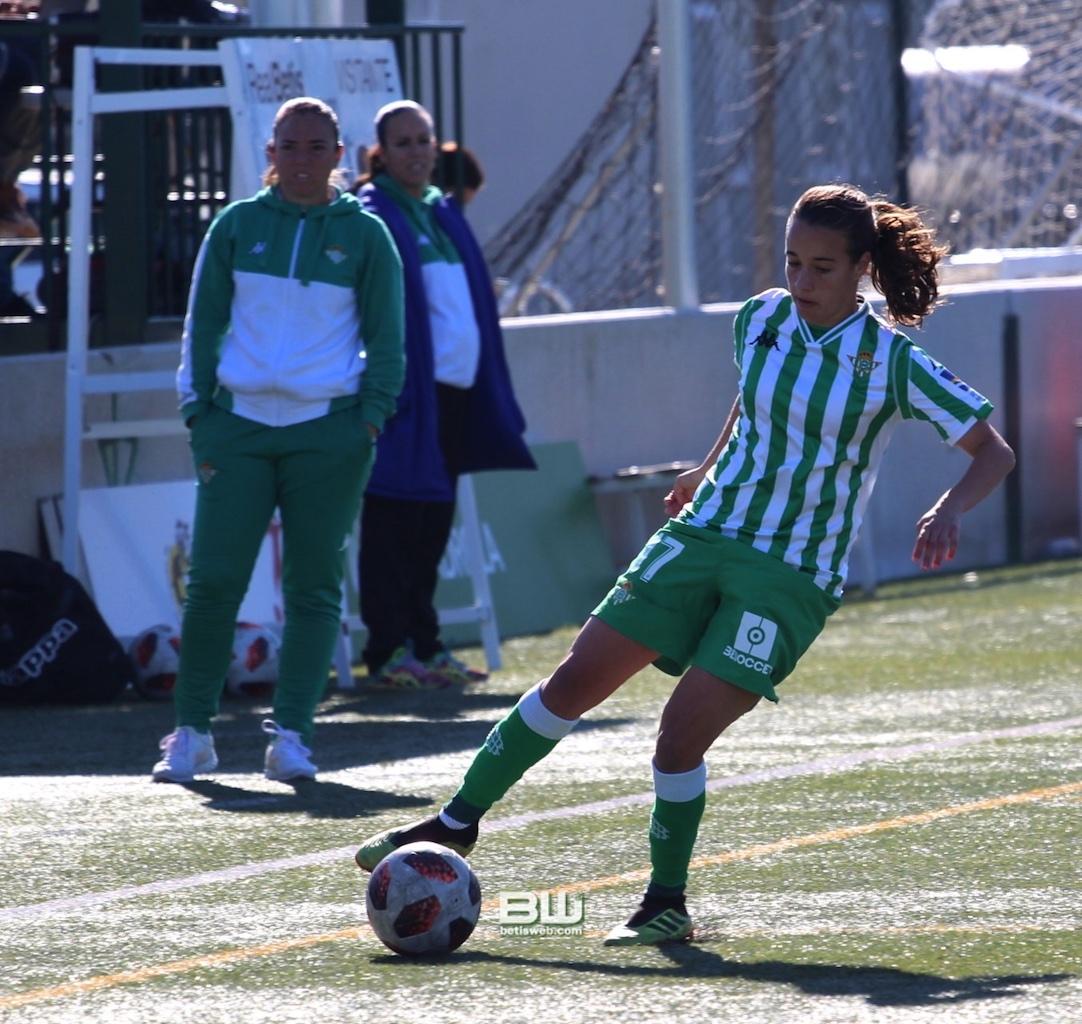 aJ18 Betis Fem - Espanyol 40
