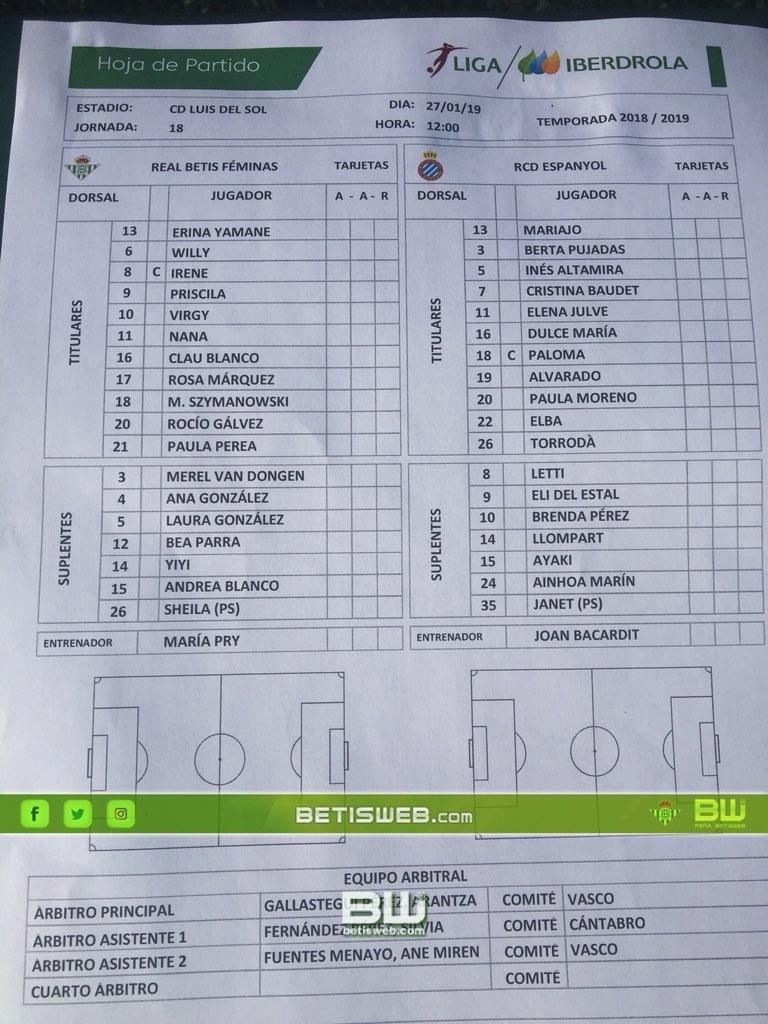 zJ18 Betis Fem - Espanyol 0