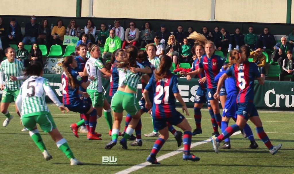 J20 Betis fem - Levante 100