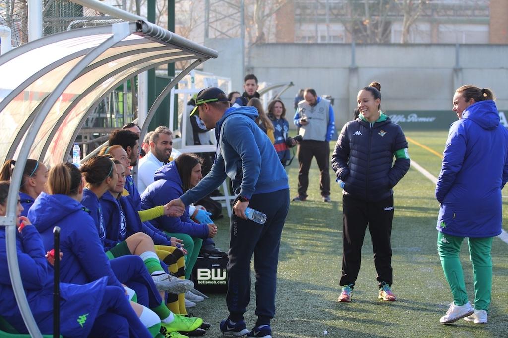 J20 Betis fem - Levante 2