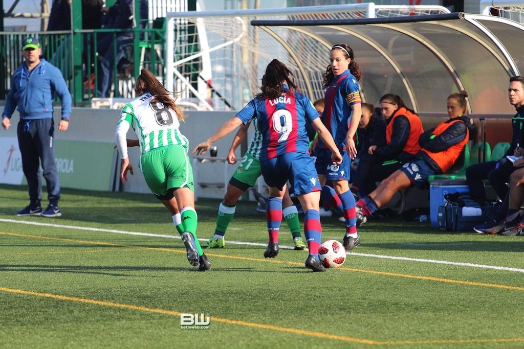 J20 Betis fem - Levante 24