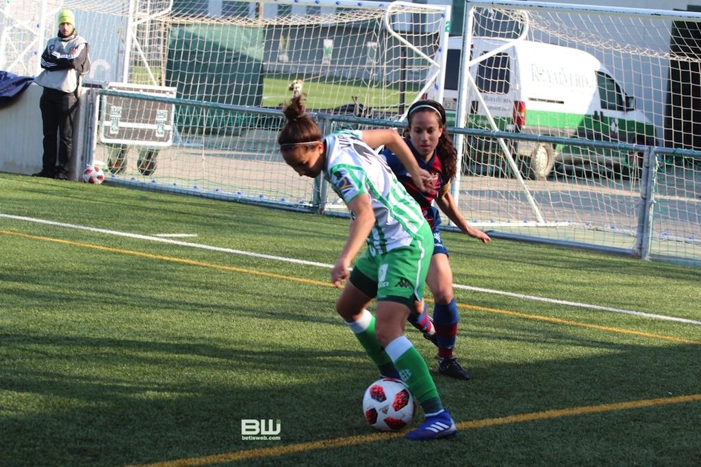 J20 Betis fem - Levante 40