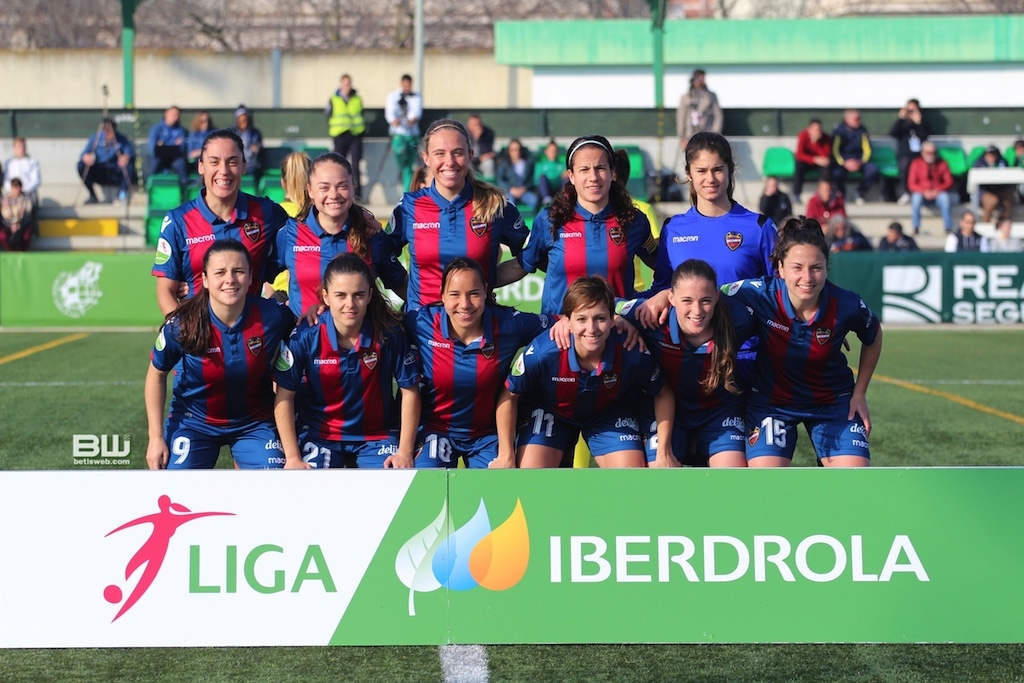 J20 Betis fem - Levante 7