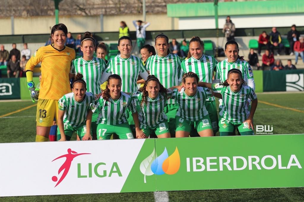 J20 Betis fem - Levante 8