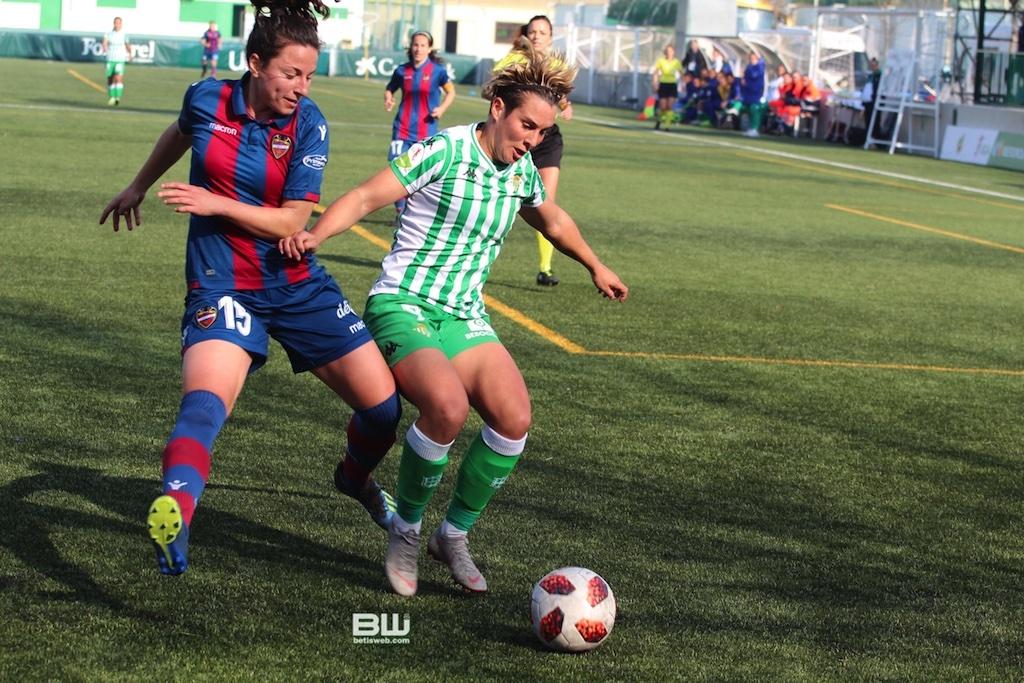 J20 Betis fem - Levante 83