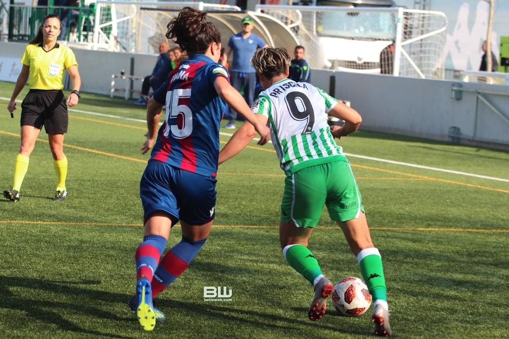 J20 Betis fem - Levante 84