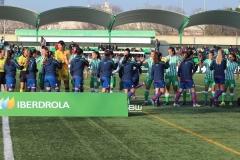 J20 Betis fem - Levante 5