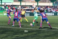 J20 Betis fem - Levante 62