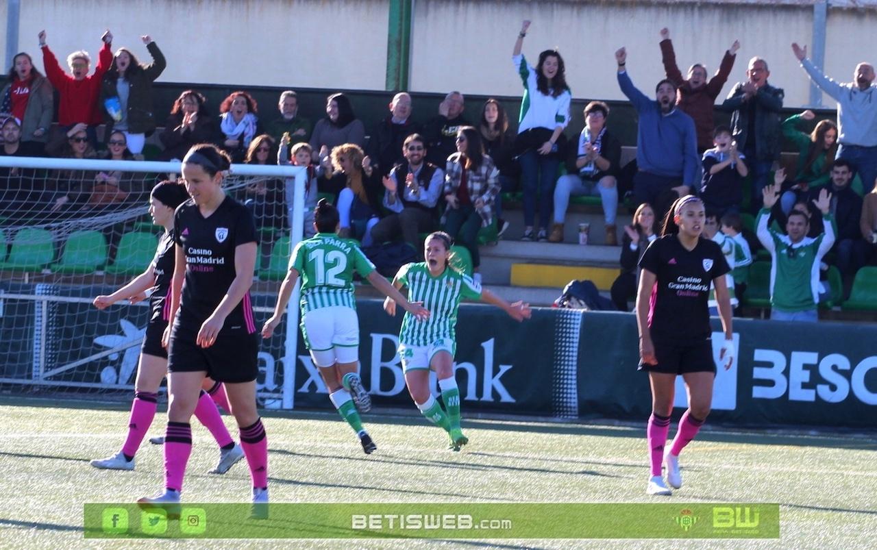 J16 Betis Fem - Madrid  38