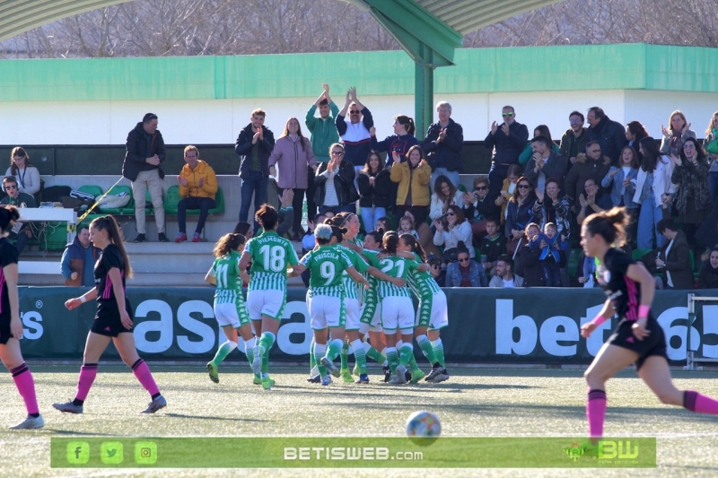 AJ16 Betis Fem - Madrid  45