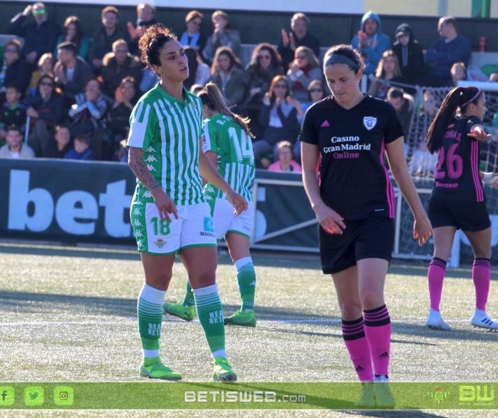 J16 Betis Fem - Madrid  96