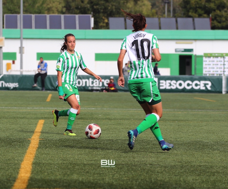 J8 Betis Fem - Rayo 138