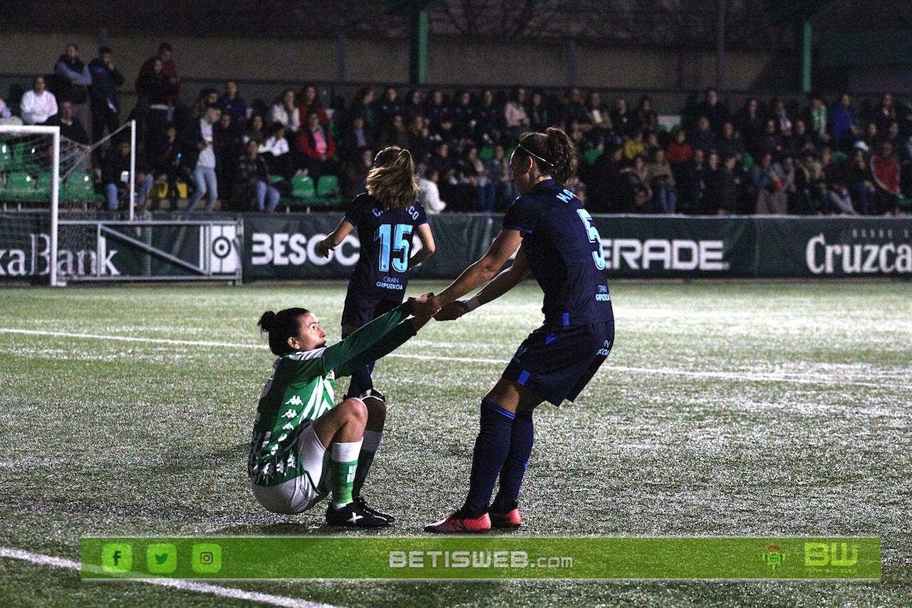 J18 Betis Fem - Real Sociedad 108