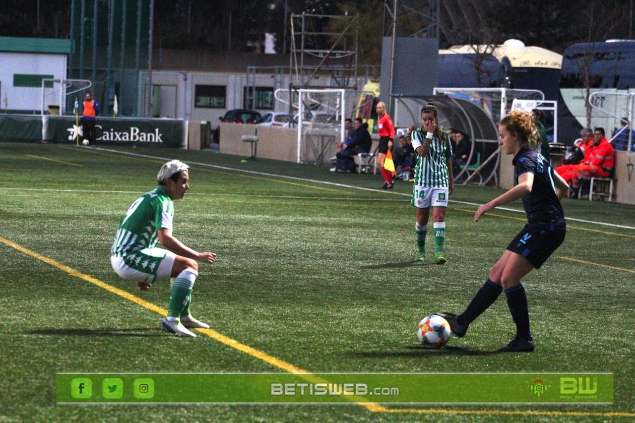 J18 Betis Fem - Real Sociedad 55