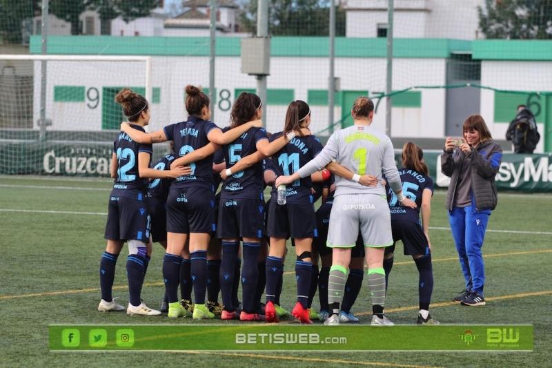 J18 Betis Fem - Real Sociedad 17