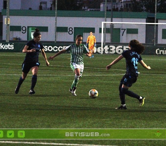J18 Betis Fem - Real Sociedad 60