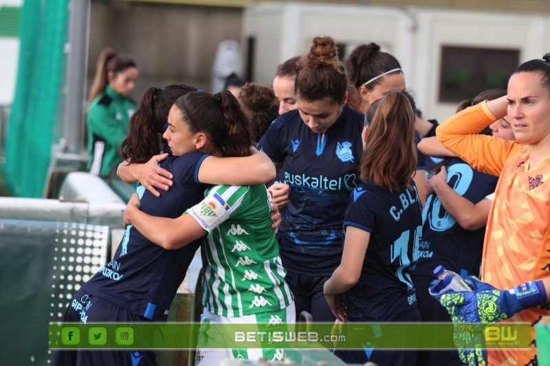 J18 Betis Fem - Real Sociedad 8