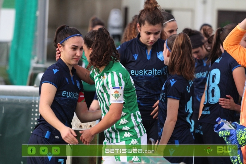 J18 Betis Fem - Real Sociedad 9