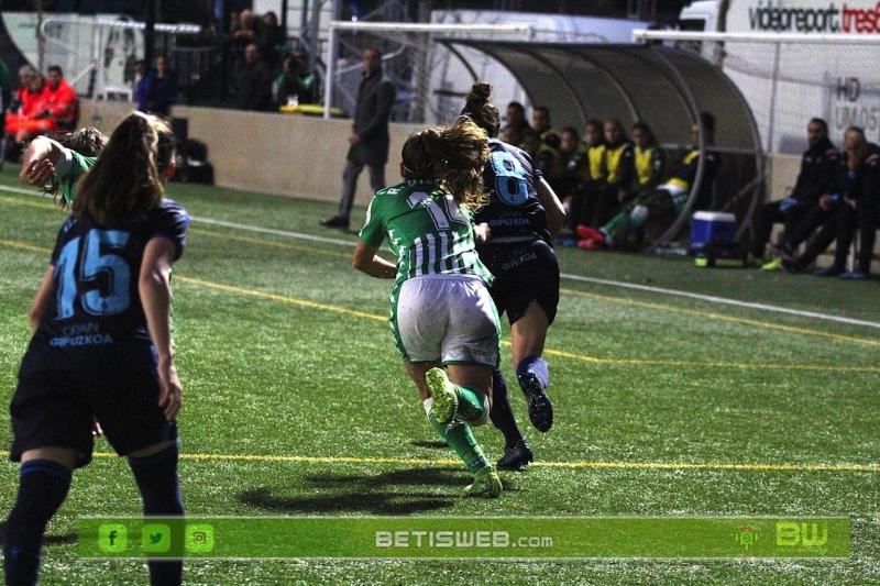 J18 Betis Fem - Real Sociedad 90