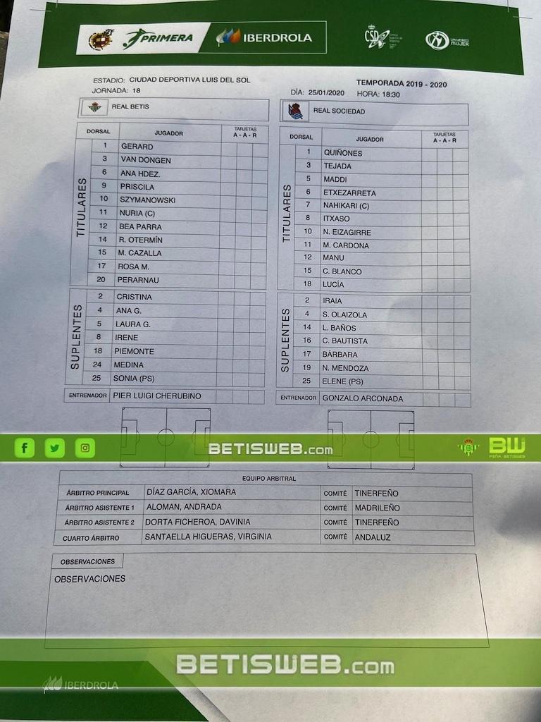 zJ18 Betis Fem - Real Sociedad 0